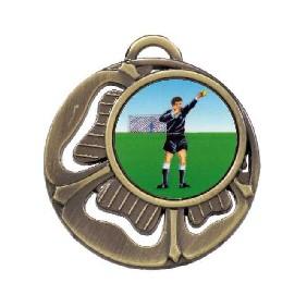 Football Medal MD464-K85 - Trophy Land