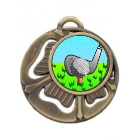 Golf Medal MD464-K88 - Trophy Land