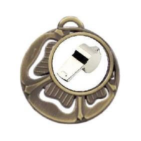 Referee Medal MD464-TLRef1 - Trophy Land