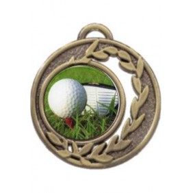 Golf Medal MD465-C171 - Trophy Land