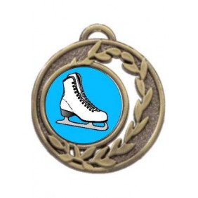 Ice Hockey Medal MD465-K104 - Trophy Land