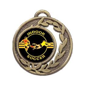 Football Medal MD465-K108 - Trophy Land