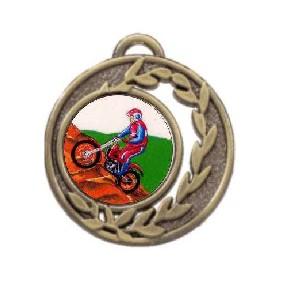 Motorsports Medal MD465-K119 - Trophy Land