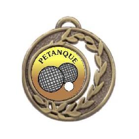 Lawn Bowls Medal MD465-K125 - Trophy Land