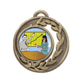 Sales Medal MD465-K148 - Trophy Land
