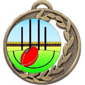 A F L Medal MD465-K20 - Trophy Land
