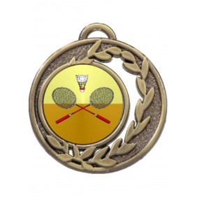Badminton Medal MD465-K23 - Trophy Land