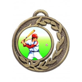 Baseball Softball Medal MD465-K24 - Trophy Land