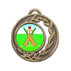 Cricket Medal MD465-K50 - Trophy Land