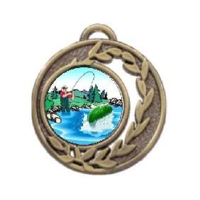 Fishing Medal MD465-K76 - Trophy Land