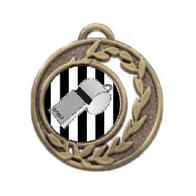 Referee Medal MD465-TLRef2 - Trophy Land