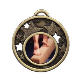 Gymnastics Medal MD466-C141 - Trophy Land