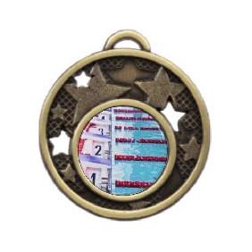 Swimming Medal MD466-C201 - Trophy Land