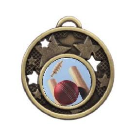 Cricket Medal MD466-C401 - Trophy Land