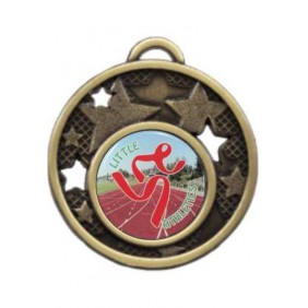 Athletics Medal MD466-C472 - Trophy Land