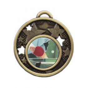 Ping Pong Medal MD466-C661 - Trophy Land