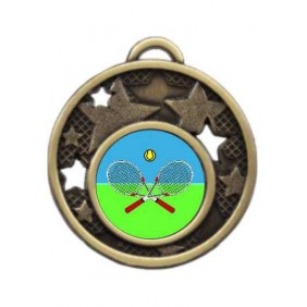 Tennis Medal MD466-K172 - Trophy Land