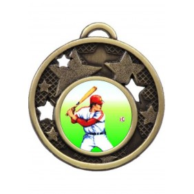 Baseball Softball Medal MD466-K24 - Trophy Land