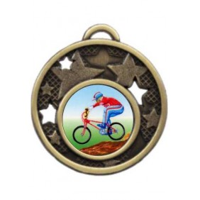 Cycling Medal MD466-K54 - Trophy Land
