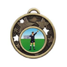 Referee Medal MD466-K85 - Trophy Land