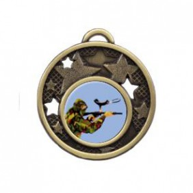 Paintball Medal MD466-PAIN01 - Trophy Land