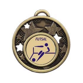 Futsal Medal MD466-TLFutsal - Trophy Land
