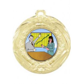 Sales Medal MD70-K148 - Trophy Land