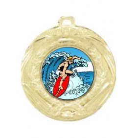 Watersports Medal MD70-K163 - Trophy Land