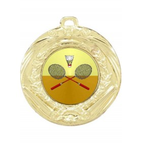 Badminton Medal MD70-K23 - Trophy Land