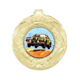 Motorsports Medal MD70-K38 - Trophy Land