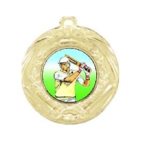 Cricket Medal MD70-K48 - Trophy Land