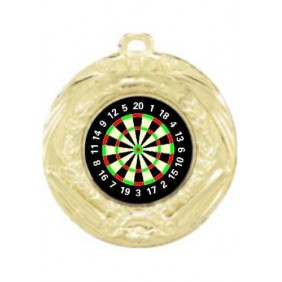 Darts Medal MD70-K66 - Trophy Land