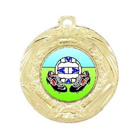 Football Medal MD70-K84 - Trophy Land