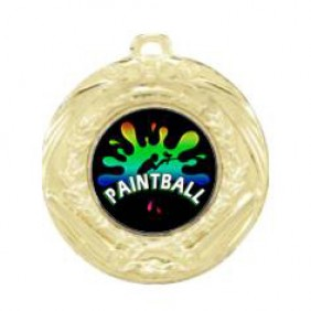 Paintball Medal MD70-PAIN02 - Trophy Land