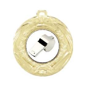 Referee Medal MD70-TLRef1 - Trophy Land