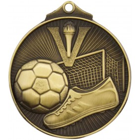 Football Medal MD904 - Trophy Land