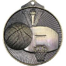 Basketball Medal MD907 - Trophy Land
