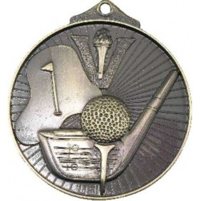 Golf Medal MD909 - Trophy Land