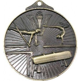 Gymnastics Medal MD914 - Trophy Land