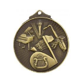 Drama Music Medal MD921 - Trophy Land