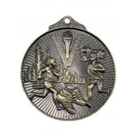 Athletics Medal MD925 - Trophy Land