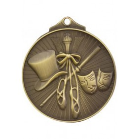 Dance Medal MD932 - Trophy Land