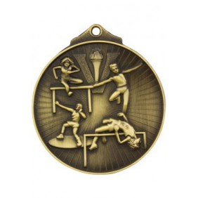 Athletics Medal MD941 - Trophy Land