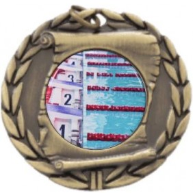 Swimming Medal MD95-C201 - Trophy Land