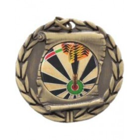 Darts Medal MD95-C381 - Trophy Land