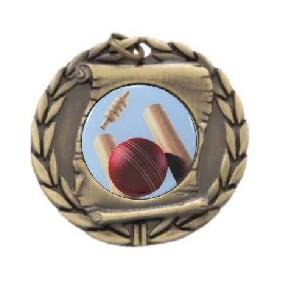 Cricket Medal MD95-C401 - Trophy Land