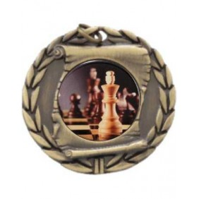 Chess Medal MD95-C781 - Trophy Land