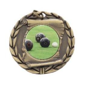 Lawn Bowls Medal MD95-C831 - Trophy Land
