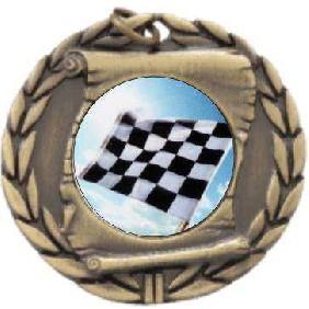Motorsports Medal MD95-C841 - Trophy Land