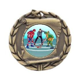 Ice Hockey Medal MD95-K105 - Trophy Land